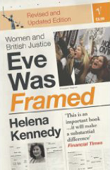 Eve was framed book cover